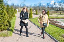 Весенняя портретная фотосессия в парке Ораниенбаум