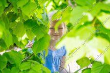 Летняя детская фотосессия в парке Ораниенбаум