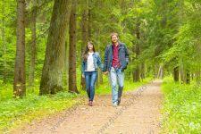 Love story в парке Ораниенбаум и на берегу Финcкого залива