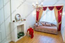 Съёмка интерьера квартиры после чистовой отделки