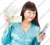 Студийная фотосессия в бизнес-образе