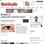 Снимок из фотостока на сайте журнала Men`s Health