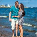 Фотосессия love story на море