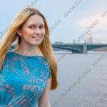 Портретная фотосъёмка на набережной Невы