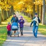 Семейная фотосъёмка в Александровском парке Пушкина