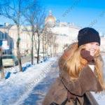 Стрит-фотосессия в Санкт-Петербурге (СПб)
