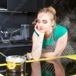 Как мы делали торт в фотостудии перед новым годом
