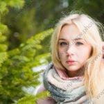 Зимняя фотосессия в парке Ораниенбаум