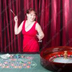 Студийная фотосессия в интерьерах казино