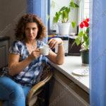 Домашняя кухонная фотосессия