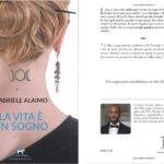 Снимок с бесплатной фотосессии на обложке книги